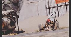 Superhelden-Landung! #GearboxSoftware #2K #Borderlands3 #Screenshot #OnlineCoOp #PC #steam #Action