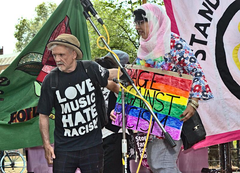 Unite Against Fascism: Cambridge