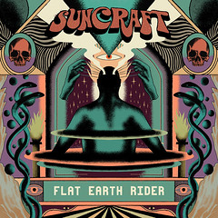 Album Review: Suncraft - Flat Earth Riders