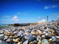 Les galets u00e0 la plage ud83cudf1e #holiday #holidaymood #sun #bluesky #beach #sea #Manche #Seine-Maritime #normandy #normandy_tourism #Normandie #PaysDeCaux #Cu00f4te-d'Albu00e2tre