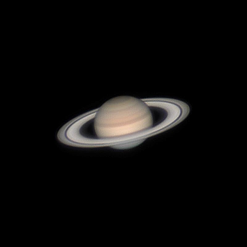 Saturn 2021/07/26 21:44 UT