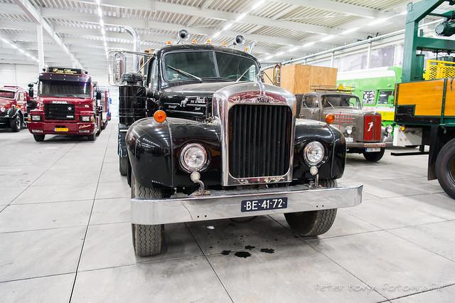 Mack B61 Thermodyne Diesel 4x2 - 1959