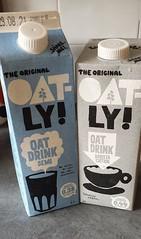 202/365/2021 Oat milk.