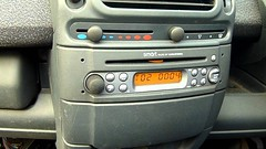 Smart Fortwo Radio Five with CD player