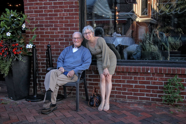 Great Gramp and Anita