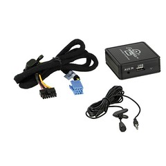 ADAPTER BLUETOOTH AND SMART FORTWO/ROADSTER/FORFOUR OEM RADIO