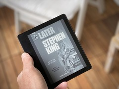 Just finished Stephen Kingu2019s latest novel u201cLateru201d. A perfect read for a rainy Sunday bank holiday ud83dude0a