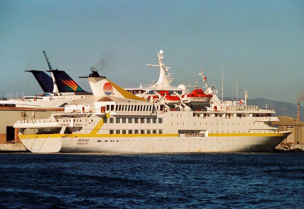 Vistamar (Gibraltar) 5 December 1995