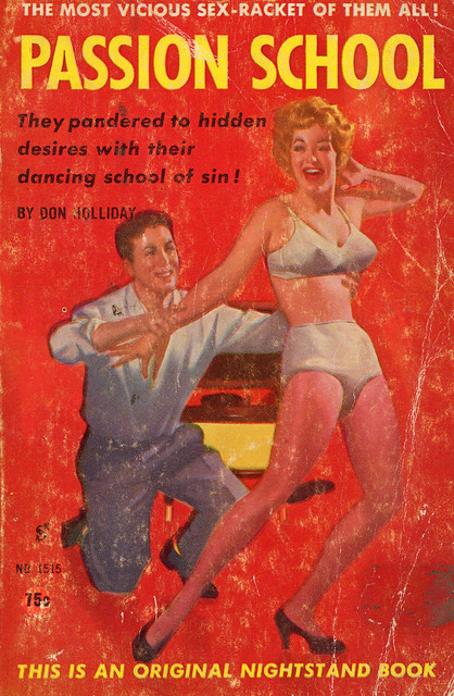 Nightstand Books 1515 - Don Holliday - Passion School