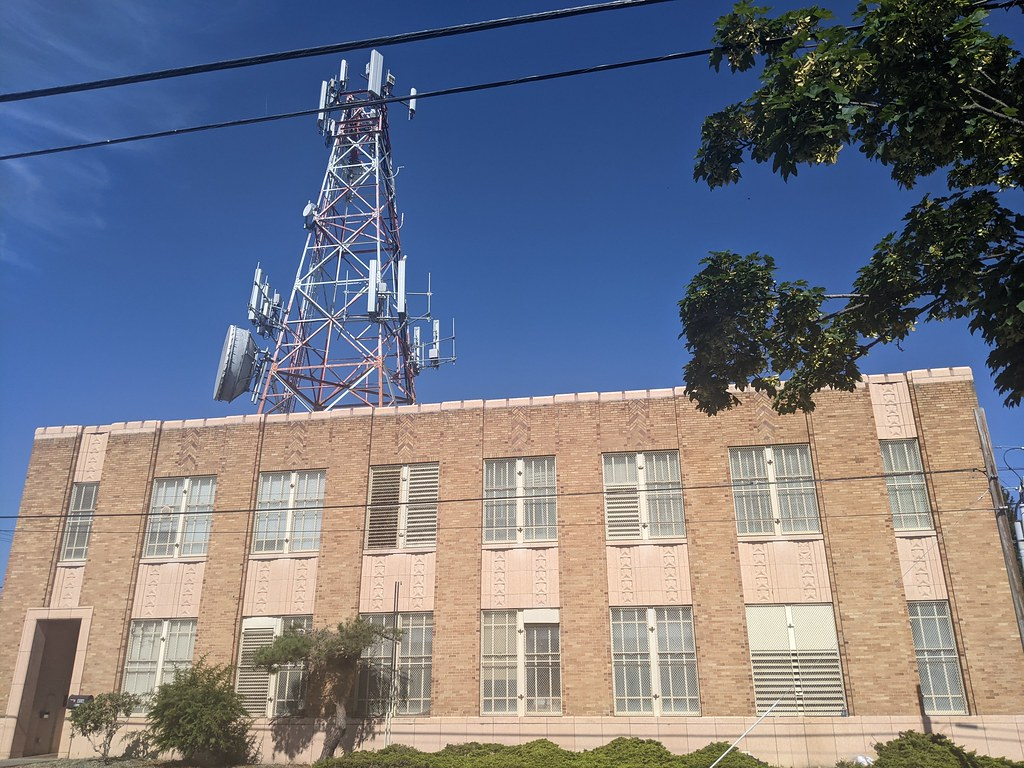Telephone building, Port Angeles.