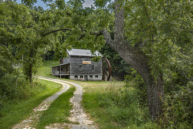 McClung's Mill