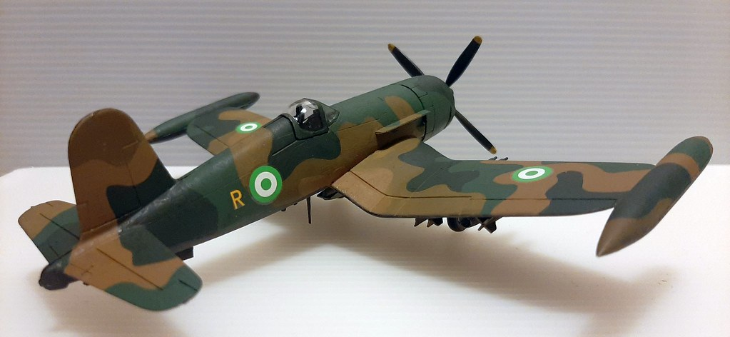 Nigerian Air Force Summit Spartan