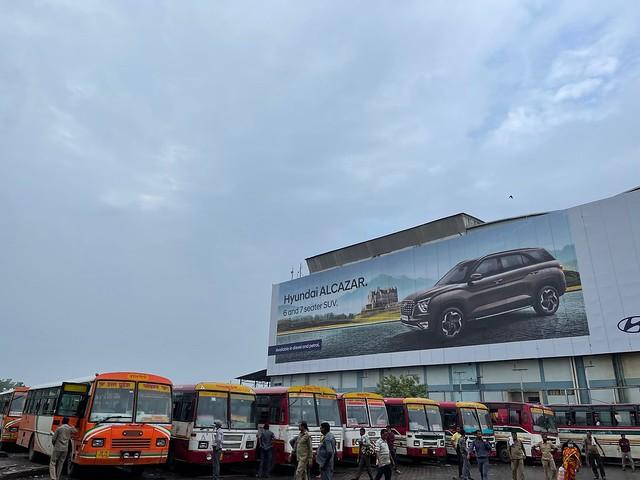 City Hangout - Kuashambi Bus Station, Delhi-UP Border_2398