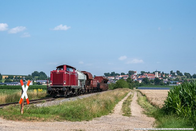 Bayernbahn 212 100
