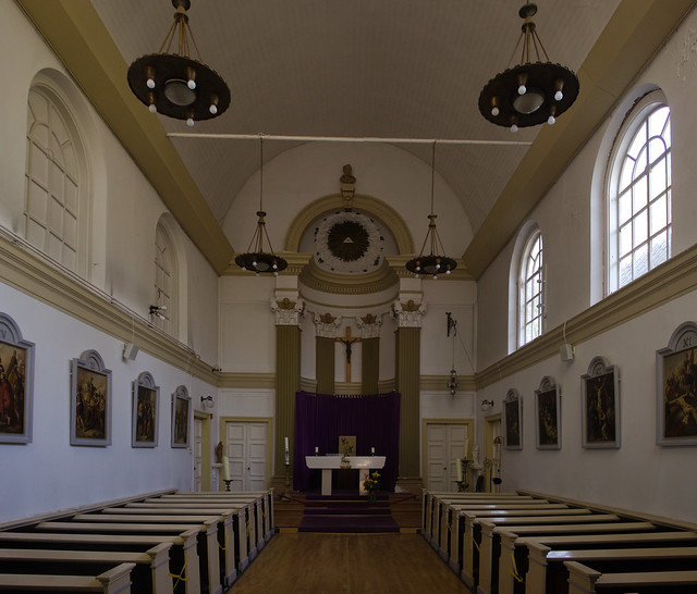 Leiden - Petruskapel