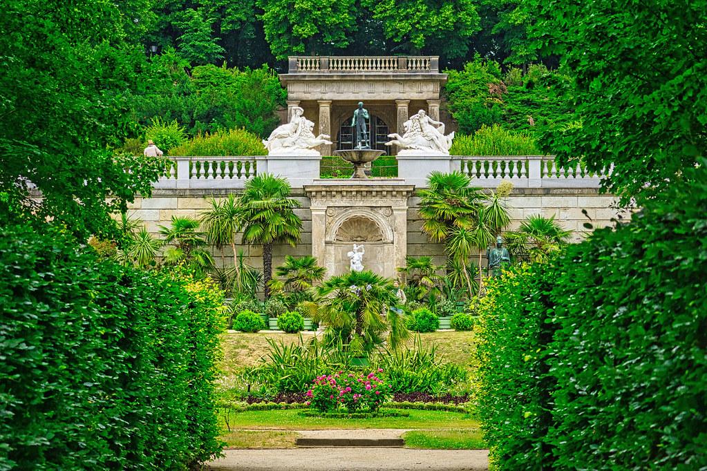 Potsdam Sanssouci - Sizilianischer Garten