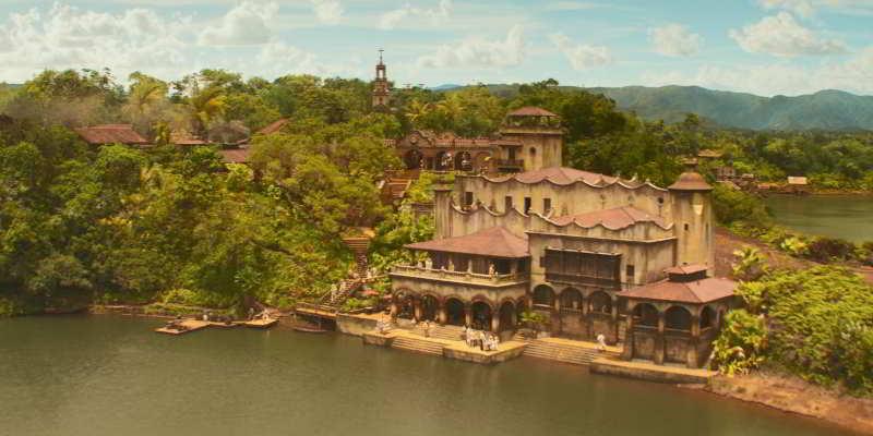 Jungle Cruise Porto Velho