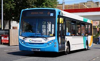 Stagecoach: 37316 SN65ZBR Alexander Dennis Enviro 200