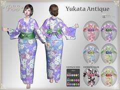*PSS* Yukata Antique