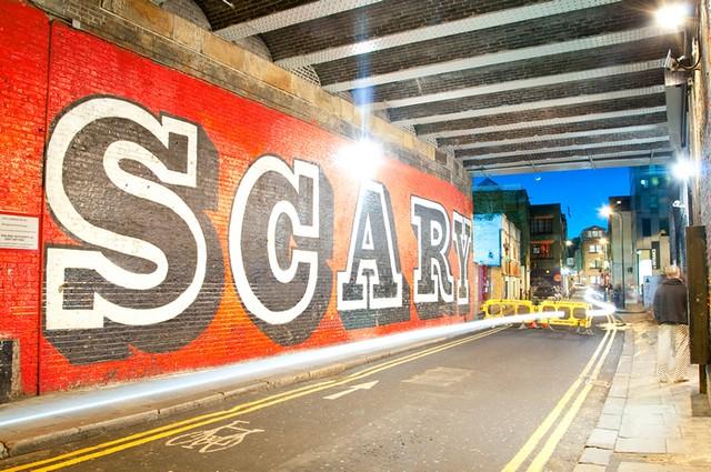 EINE SCARY Nights 2012