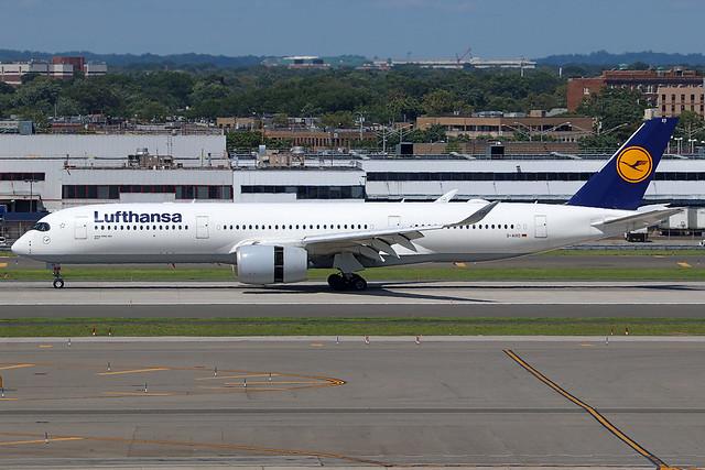 D-AIXD   Airbus A350-941   Lufthansa