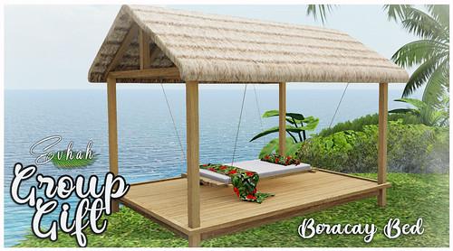 NEW GIFT GROUP EVHAH STORE Boracay hang bed