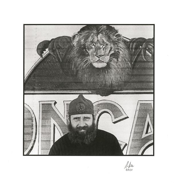 Löwenbart, Roncalli 1980