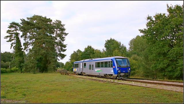 SNCF-REMI X74501 Le Blanc-Argent Pruniers 24072021