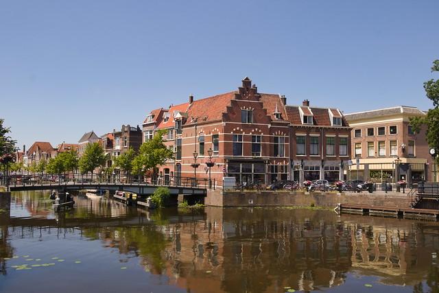 Leiden - Havenplein