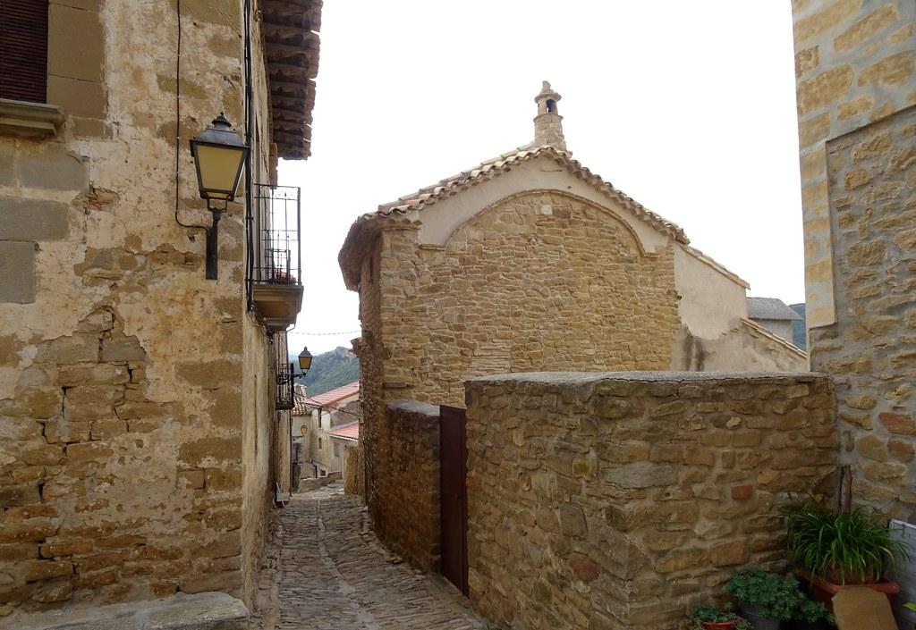 Espagne - Navarre - Gallipienzo