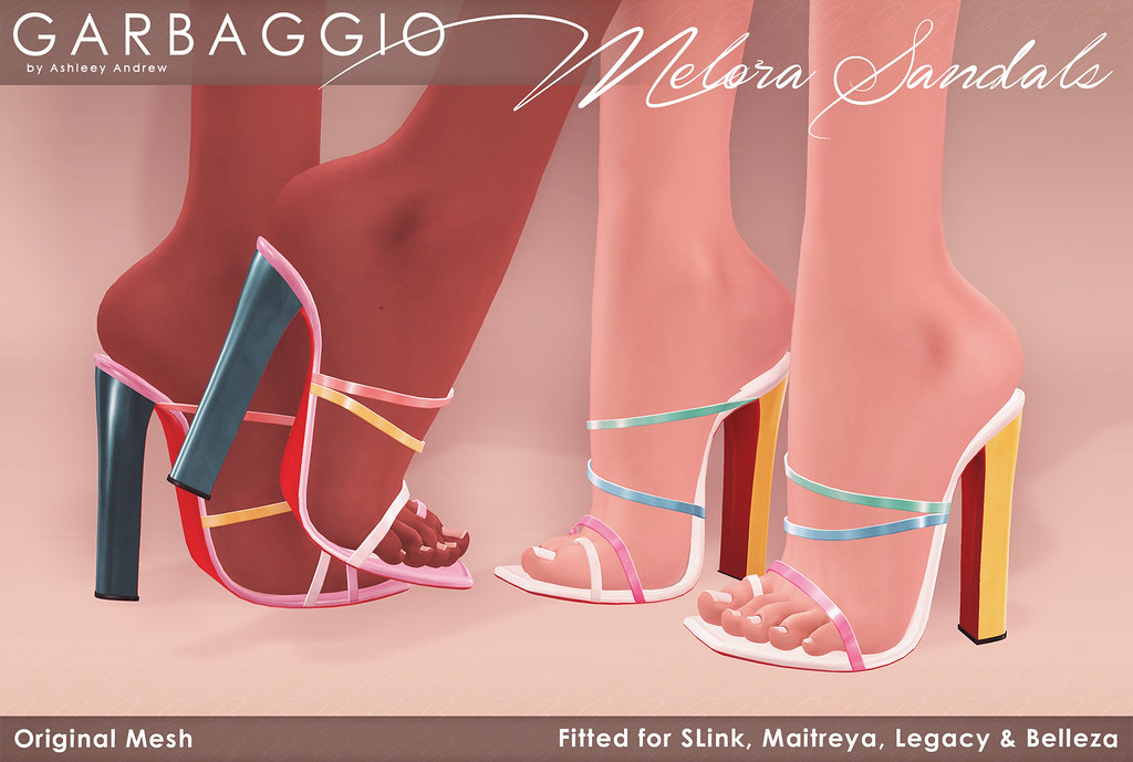 Melora Sandals