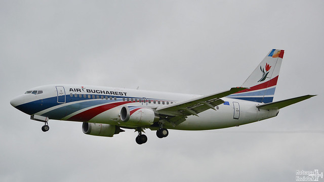 Air Bucharest 🇷🇴 Boeing 737-300 YR-TIB