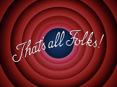 As it saysu2026.. u2018Thatu2019s all folksu2019u2026u2026 all future postings will be on my new Flickr Account