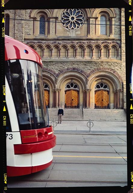 A Streetcar Away
