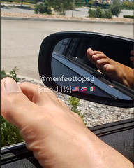 ud83dude99 riding in cars with men u2022 @menfeettops3 [size 11u00bd]
