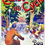 Sun, 2021-08-01 00:00 - PÉAN, René. Châlet du Cycle, Bois de Boulogne
