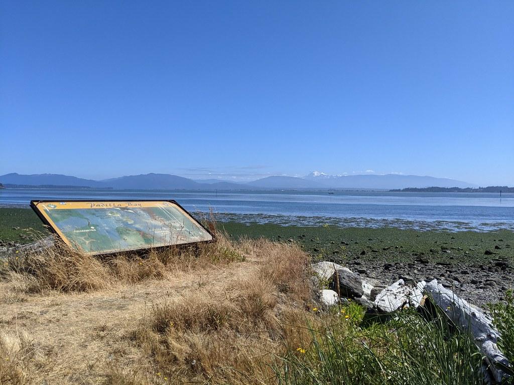 March Point tidelands