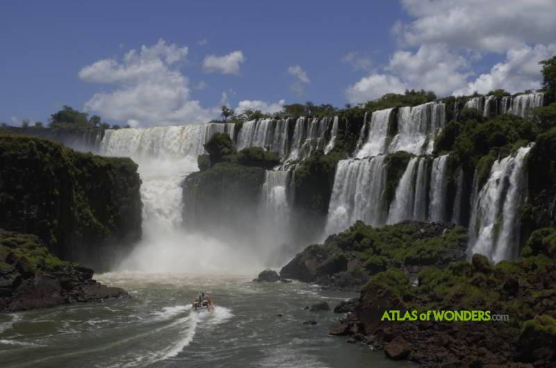 Jungle Cruise falls