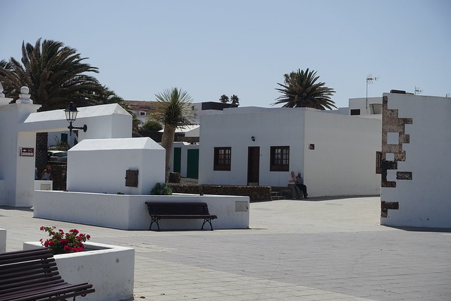 ESPAÑA 2018 - Lanzarote / Teguise