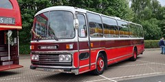 Leyland Leopard OGR 625T seen here on display at Metrocentre Bus Rally 2021