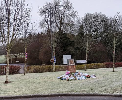 Ibrox Memorial, Markinch