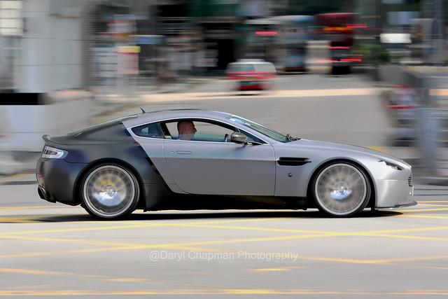 Aston Martin, Vantage, Tsim Sha Tsui, Hong Kong