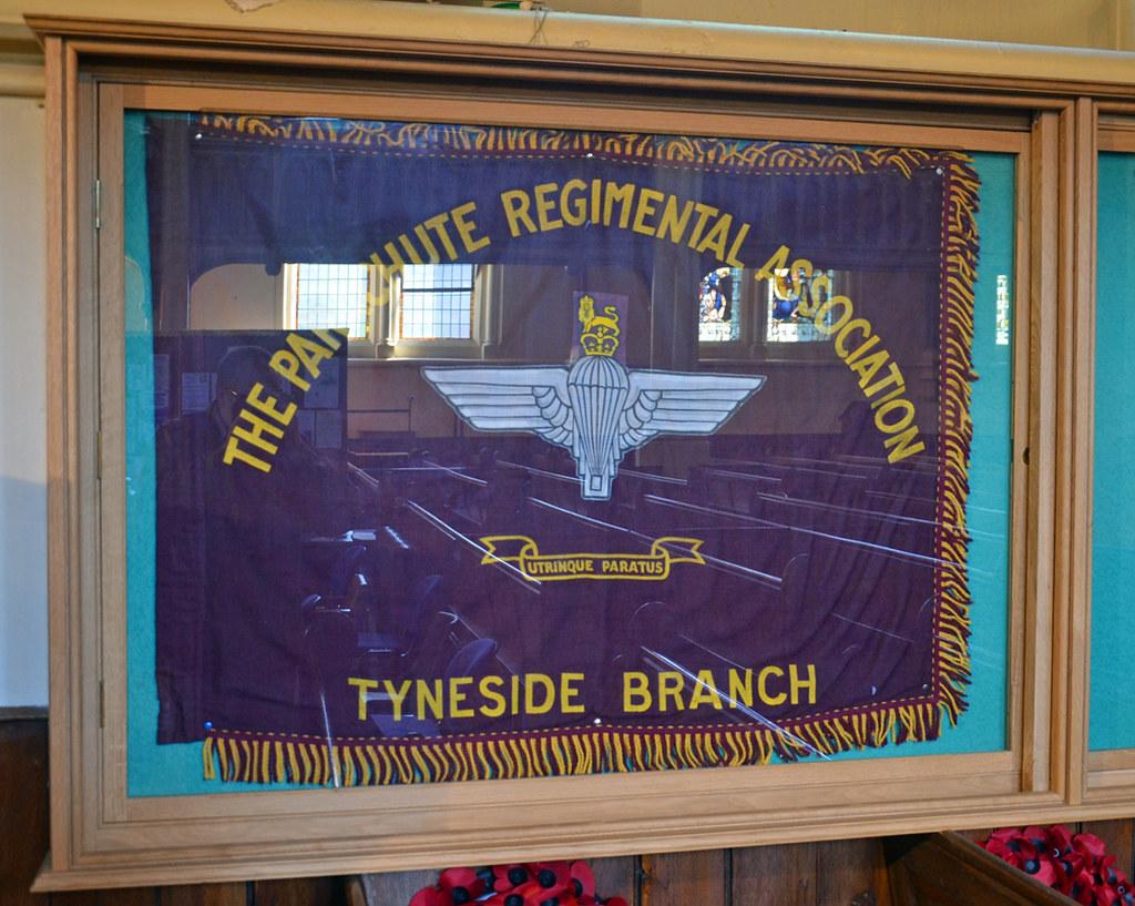 Parachute Regiment Association 01 August 2016