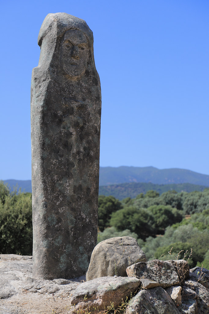Corsica / Corse - Filitosa