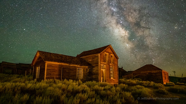 Quinville House and Airglow