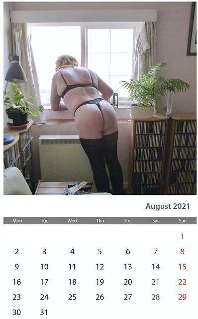 Miss Lingerie, August 2021