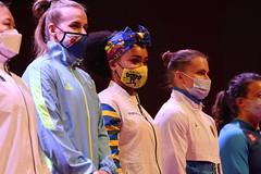 Oro con Neisi Dajomes en levantamiento de pesas Juegos Olu00edmpicos Tokio 2020