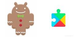 Android mais antigo nu00e3o permite o uso de contas do Google em aplicau00e7u00f5es