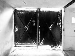 Doors, Battery Harvey Allen, Cape Disappointment WA