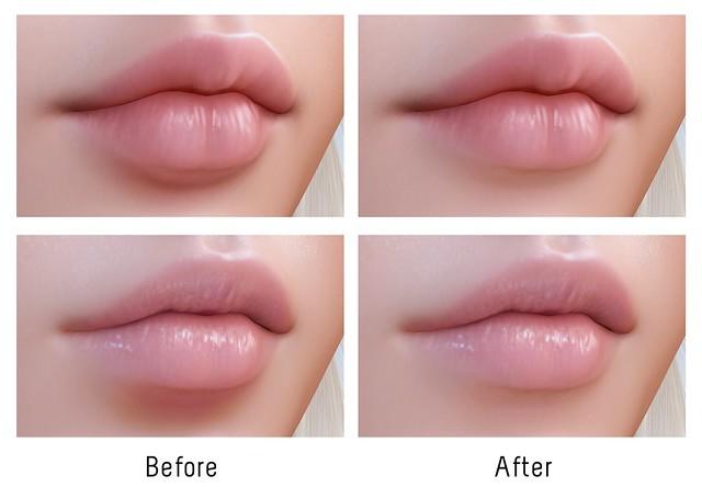 Lower Lips Concealer!!